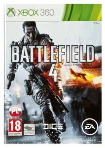 Gra Xbox 360 Battlefield 4 Folia BOX