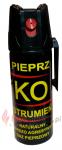 Gaz pieprzowy PFEFFER KO JET - strumień 50ml