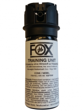 Gaz ćwiczebny FOX LABS– 59ml Flip Top Inert Trening Unit - Stożek Mgły