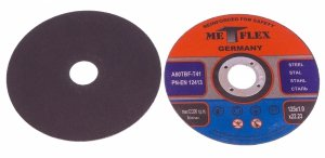 Tarcza do cięcia metalu stali 125x1,2 METFLEX