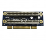 kątownik PCI x 2 dla obudowy D-164 Mini-ITX