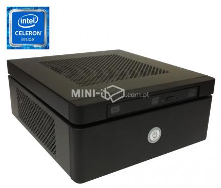 Komputer µForce Biuro / Intel Celeron / 4GB RAM / 120GB SSD / Mini-ITX