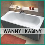 Wanny / Kabiny / Brodziki