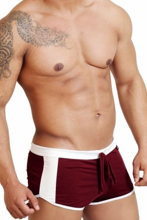 WJ 308 Brown Trunks (boxers)