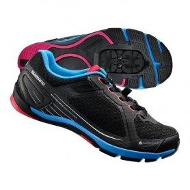 Buty turystyczne Shimano SH-CW41 roz.41 SPD czarne damskie