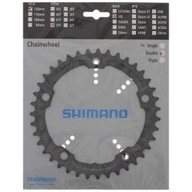 Tarcza mechanizmu korbowego Shimano 105 FC-5700 39T srebrna