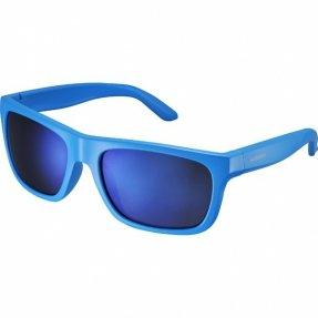 Okulary Shimano S23X Gloss Blue Smoke Blue Mirror