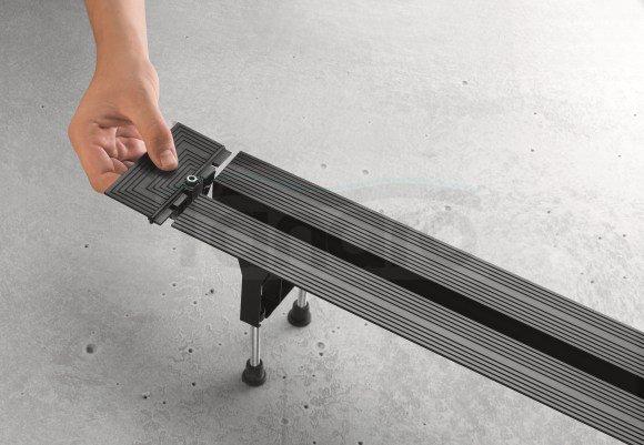 viega odp yw liniowy vario ruszt advantix 30 120cm mo liwo regulacji d ugo ci. Black Bedroom Furniture Sets. Home Design Ideas