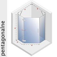 Kabiny pentagonalne