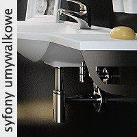 Syfony do umywalki