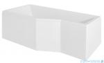 Besco Integra 150x75cm wanna asymetryczna lewa + obudowa + syfon #WAI-150-PL/#OAI-150-NS/19975