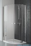Radaway Eos II PDD kabina prysznicowa 100x90 szkło przejrzyste 3799472-01L/3799471-01R