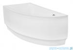 Besco Praktika 150x70cm wanna asymetryczna lewa + obudowa + syfon #WAP-150-PL/OAP-150-NL/19975