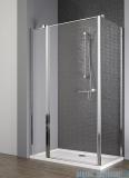 Radaway Eos II KDJ kabina prysznicowa 110x90 lewa szkło przejrzyste 3799423-01L/3799431-01R