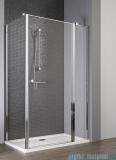 Radaway Eos II KDJ kabina prysznicowa 110x90 prawa szkło przejrzyste 3799423-01R/3799431-01L
