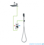 Omnires Ebro kompletny łazienkowy system podtynkowy chrom SYSEB10X