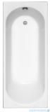 Koło Opal Plus wanna prostokątna z powłoką AntiSlide 140x70cm XWP1240101