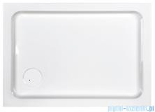 Sanplast Free Line brodzik prostokątny B/FREE 75x90x5 cm + stelaż 615-040-1310-01-000