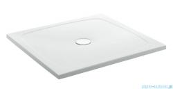 Polimat Karo brodzik kwadratowy posadzkowy 90x90cm 00731