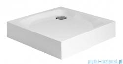 Polimat Nowy Styl 1 brodzik kwadratowy ze stelażem 90x90x5 kompakt 00610