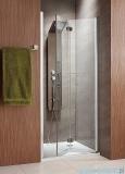 Eos DWB Radaway Drzwi wnękowe 90 prawe szkło przejrzyste 37803-01-01NR