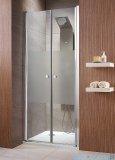 Radaway Eos DWD Drzwi wnękowe 100 szkło intimato 37723-01-12N