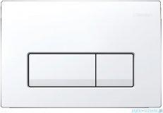 Geberit Delta51 Przycisk uruchamiający przedni biały 115.105.11.1