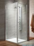 Eos KDJ Radaway kabina prysznicowa 80x80 prawa szkło intimato 37513-01-12NR