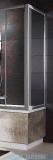 Radaway Ścianka Vesta S80 szkło przejrzyste 204080-01
