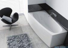 Aquaform Simi wanna asymetryczna 160x80cm lewa 05153