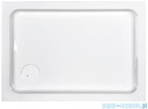 Sanplast Free Line brodzik prostokątny B/FREE 80x110x5cm+stelaż 615-040-1380-01-000