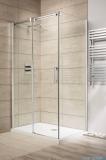 Radaway Espera KDJ Drzwi prysznicowe 110 lewe szkło przejrzyste 380131-01L