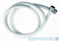 KFA Wąż z tworzywa dł. 1200 mm biały 843-100-44-BL
