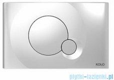 Koło City przycisk spłukujący do stelaża Technic GT do WC chrom 94162-002