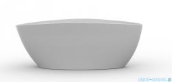 Omnires Marble+Barcelona 156 BP wanna 156x71cm wolnostojąca biały połysk
