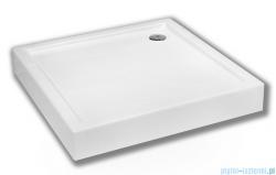 Schedpol Competia brodzik akrylowy z nośnikiem 80x70x14cm 3.01253