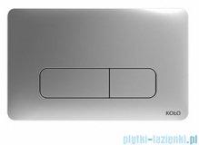 Koło Nova Pro przycisk spłukujący do stelaża Technic GT do WC chrom mat 94160003