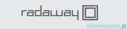 Radaway uszczelka pozioma Euphoria lewa do montażu bez listwy progowej 007-108200100