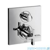 Hansgrohe Axor Citterio Bateria termostatyczna podtynkowa z zaworem odcinającym 39705000