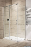 Radaway Espera KDJ Drzwi prysznicowe 140 lewe szkło przejrzyste 380134-01L