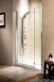 Radaway Fuenta DWJ Drzwi wnękowe 80 prawe szkło intimato 381012-12NR