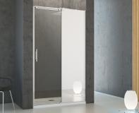 Radaway Espera DWJ Mirror Drzwi wnękowe przesuwne 120 prawe szkło przejrzyste 380112-71R