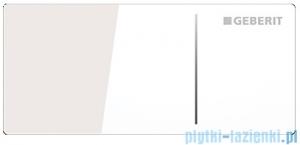 Geberit Omega70 Przycisk uruchamiający przedni biały 115.084.SI.1