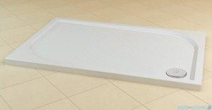 SanSwiss Marblemate Wma Brodzik prostokątny 70x90cm biały WMA709004