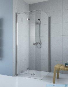 Radaway Fuenta New KDJ-B kabina prysznicowa 100x75 lewa przejrzyste 384083-01-01L/384049-01-01