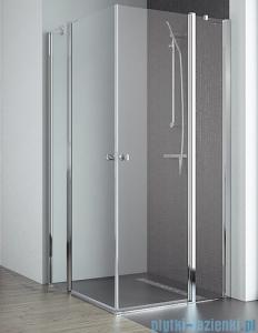 Radaway Eos II KDD kabina prysznicowa 80x80 szkło przejrzyste 3799460-01L/3799460-01R
