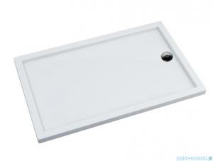 Schedpol Corrina brodzik akrylowy prostokątny 160x90x6cm 3.0255