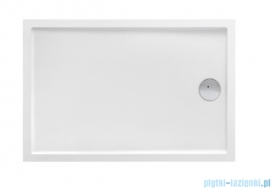 Roca Granada Medio brodzik prostokątny 100x80x7,5cm biały A27T006000