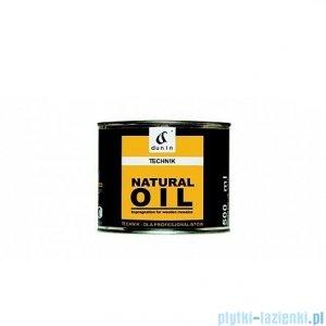 Dunin techn!k profesjonalny olej do impregnacji mozaiki drewnianej 500ml NATURAL OIL
