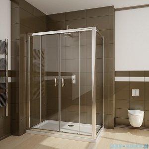 Radaway Premium Plus DWD+S kabina prysznicowa 140x100cm szkło brązowe 33353-01-08N/33423-01-08N